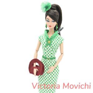 Discover the secrets of Barbie Silkstone dolls